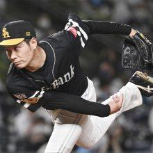 ソフトバンク・武田が3年ぶり完投で3勝目「慢心せずに頑張っていきたい」