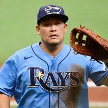 レイズ・筒香、同点弾呼ぶ四球出塁も3の0 4試合連続無安打で打率.157