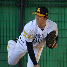 ソフトバンクの髙橋純平が「右第4中手骨基部骨折」で登録抹消