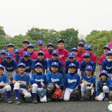 【横浜球友会】子ども達を惹きつけ続ける、人気チームの秘訣に迫る(前編)