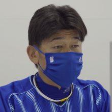 DeNA・三浦監督、先発陣は「ローテーション通りにいく投手もいれば…」