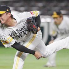 ソフトバンク、引き分け挟み3連勝 東浜7回4失点で今季初勝利「野手に感謝」