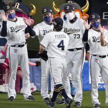 中嶋監督「MVPは全員」…オリックスが11年ぶり2度目の交流戦優勝!