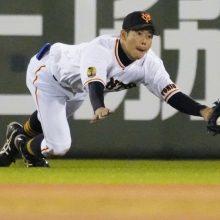 野村氏、好守備連発の巨人・松原に「打点を稼いでいるのと一緒」