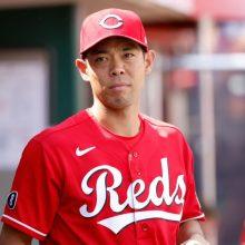 秋山翔吾、鮮やか左前打で2試合連続安打 代打で快音残すもレッズは5連敗