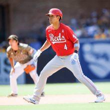 秋山が2週間ぶりの先発出場 4打数1安打もレッズは4連敗