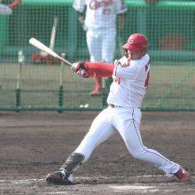 広島・林晃汰が4安打4打点の活躍! 片岡氏「試合に出るたびに成長している」