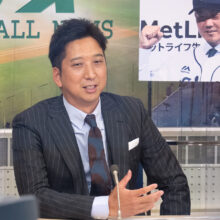 藤川氏「彼も涙を流して…」引退表明の松坂大輔へ想い語る