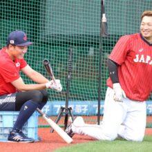 侍ジャパンが楽天と強化試合 スタメン中軸は3番吉田、4番鈴木、5番浅村