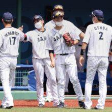 山本由伸「良い経験ができました」 五輪開幕戦で快投、新時代のエースだ!