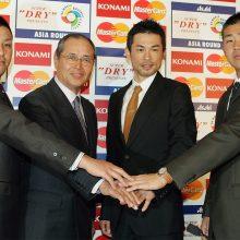鷹・王会長が松坂引退にコメント「記憶に残るすごいピッチャーでした」