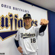 オリックスの山本由伸が選手間投票で球宴出場「選ばれたのは初めてなので嬉しい」