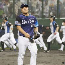 日本ハム・髙濱がサヨナラ打! 西武・平良の連続無失点試合は「39」でストップ