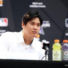 MLB球宴のスタメンが発表!大谷翔平は「1番・指名打者/投手」で出場へ
