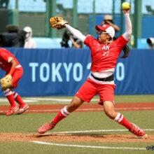 ソフトボール日本代表がサヨナラで連勝!後藤のスーパー救援で延長戦を制す