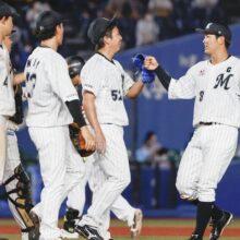 ロッテが51年ぶりの9月単独首位 笘篠氏「いま一番バランスの取れたチーム」