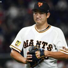 巨人・菅野にアクシデントか…6回まで無安打投球も異変訴え降板