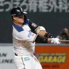 日本ハム、佐藤が殊勲の移籍後初打点 木村は待望の快音「正直苦しかった」