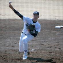 """192センチの""""超大型右腕"""" 静岡・高須大雅、聖地での飛躍に期待"""