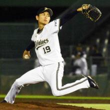 オリックス・山岡と中川圭が二軍戦で復帰 新助っ人ラベロも初出場