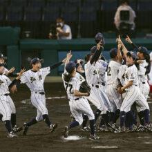 女子高校野球・神戸弘陵が甲子園開催の決勝を制す 小林主将は聖地Vに涙「成果出せた」
