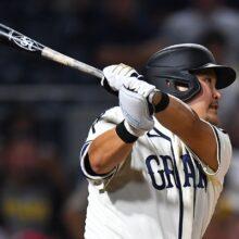 筒香嘉智、適時三塁打で2試合連続打点 新天地打率.333、8安打中7本が長打!