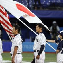 五輪野球・決勝のスタメン発表!日本は菊池がスタメン復帰