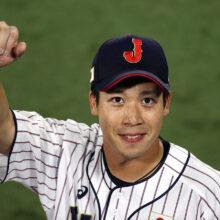 侍ジャパン・山田哲「めちゃくちゃ緊張してた」韓国撃破V打で五輪金まであと1勝
