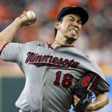 前田健太、5回6安打3失点で5勝目 中4日で粘投、約1ヵ月ぶりの白星