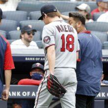 前田健太が今季2度目の負傷者リスト入り 前回登板で右前腕の張りを訴える