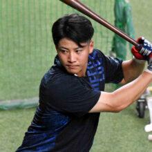 オリックスのルーキー来田涼斗が藤浪から2点適時二塁打!中嶋監督「しっかり対応できていた」