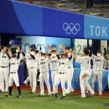 日本が接戦制して決勝へ!稲葉監督「みんなの繋ぎがいい方向にいった」