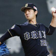 オリックス・田嶋がチームを救う快投! 平松氏「ボールのキレが素晴らしかった」