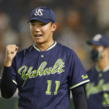 田尾氏が新人王に関する質問 燕・奥川はどう答えた?