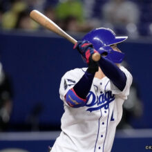 阪神・梅野のリードが強気すぎた!? もったいなかった京田への初球