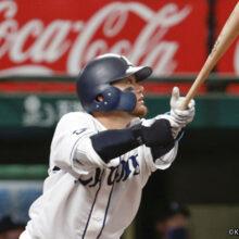 西武・森が3安打5出塁で「出塁率」は正尚超え! 高木豊氏「森の首位打者も…」