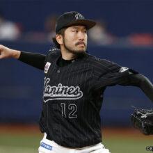 ロッテ・石川が97球無四球完投!池田氏「彼の良さが出た」