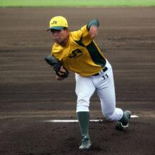 練習試合に9球団・22人のスカウトが集結!JR東日本の注目左腕・山田龍聖の実力とは…?